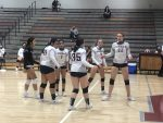 Girls JV Gray Volleyball falls to Herriman