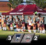 Girls Varsity Soccer falls to Westlake 3 – 2
