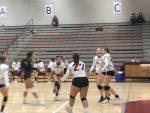 Girls JV Gray Volleyball beats West 3 – 2