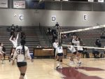 Girls JV Maroon Volleyball falls to Copper Hills 3 – 1