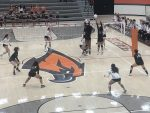 Volleyball Season Ends with 1st Round Loss at Skyridge