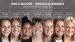 Girls Soccer All-Region Awards