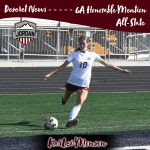 Girls Soccer: KarLei Monson Named DNews 6A All-State Honorable Mention