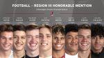 Region III Football: 8 Beetdiggers Receive Honorable Mention