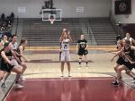 Girls Sophomore Basketball falls to Desert Hills 39 – 26