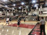 Boys Varsity Basketball beats Hunter 55 – 52