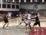 Boys Varsity Basketball falls to Lone Peak