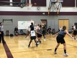 Kenzie Colunga Hits Buzzer 3 to give Freshman Girls Basketball Win over West Jordan