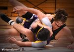 Boys Varsity Wrestling beats Farmington 42 – 39