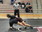 Girls Varsity Wrestling beats Bingham 30 – 24