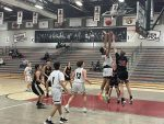 Boys Sophomore Basketball falls to West 67 – 64