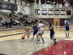 Boys Sophomore Basketball falls to Bingham
