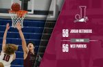 Feb 12: Boys Basketball Wins Close Game on Road over West