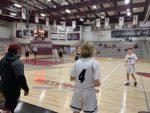 Boys Sophomore Basketball falls to Riverton 75 – 38