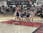 Girls Basketball Wins on Senior Night!