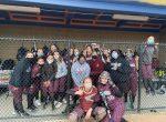 Girls Varsity Softball beats Brighton 30 – 25