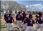 Boys Varsity Baseball beats Snow Canyon 12 – 2