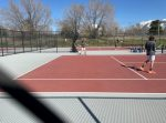 Boys Varsity Tennis beats Copper Hills 4 – 1