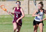 Girls Varsity Lacrosse beats West 14 – 9