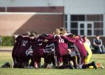 Varsity soccer drops game to region foe Herriman