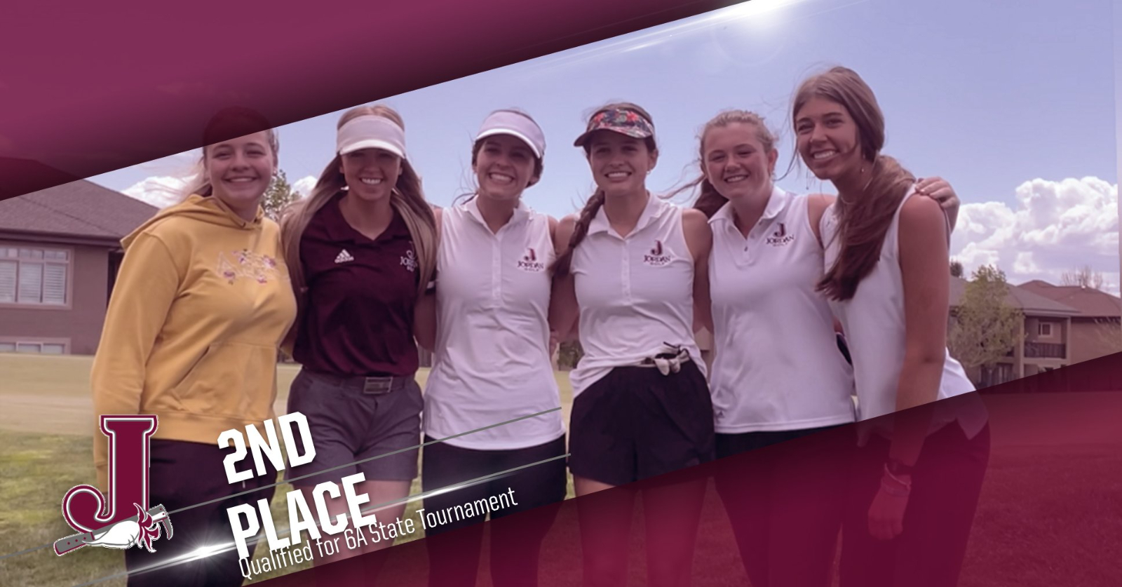 Girls Golf Finishes 2nd in Region III, Qualifies for 6A State Tournament