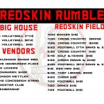Redskin Rumble 8/29