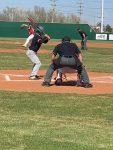 Liberal Baseball Slips Early At Hays