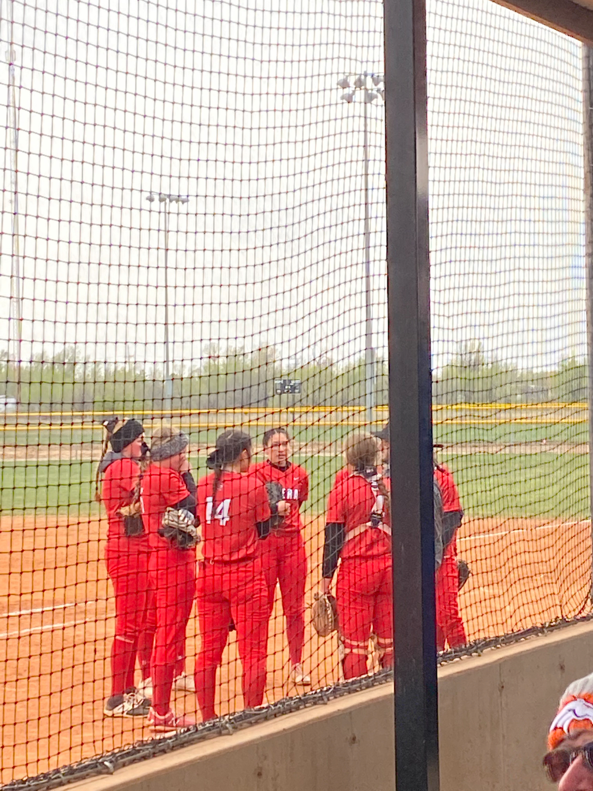Liberal Softball Picks Up Two Wins Against Haskell County