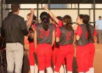 Lady Red Softball Lets Key WAC Game Slip Away At Hays