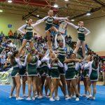Cheer Heads Back to Harford CC