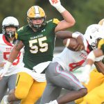 Bresee Selected to All-ACC Football Team – Atlantic Coast Conference