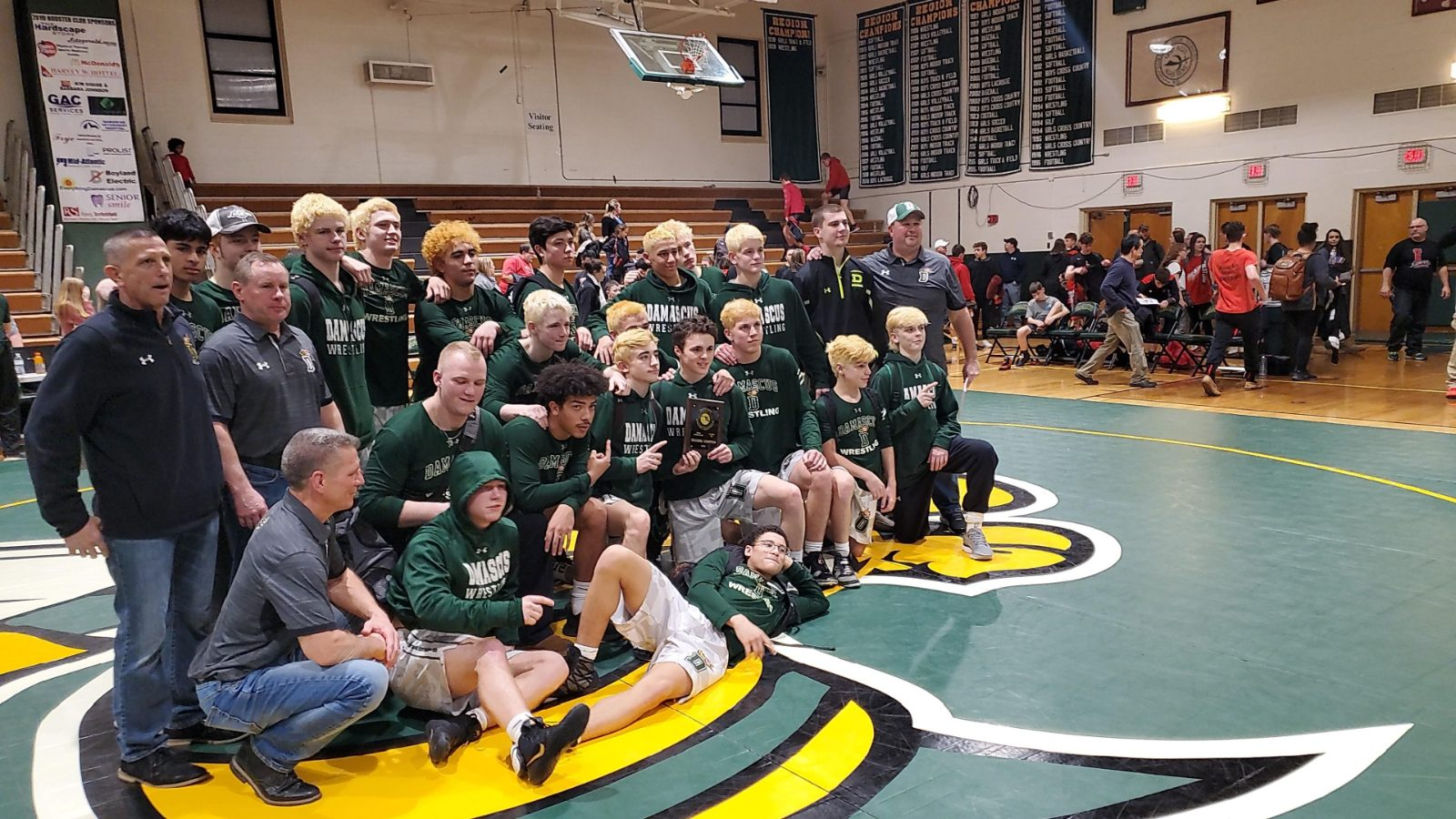 State Duals Set for Saturday!
