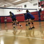 Cougars Begin League Play With 3-0 Sweep at Elk Creek