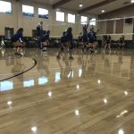 Cougars Start Week With 3-0 Sweep of Herlong High School