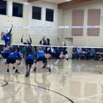 Cougars Sweep Mercy Advance to D6 Semifinals