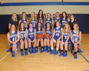 2015-16 Girls Basketball Season in Review
