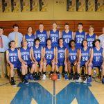 2016 IHSAA Class 3A Boys Basketball Sectional 32 Draw