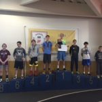 Horty Places 2nd at Folkstyle State