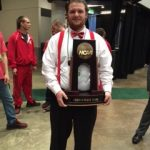 Mattingly Finishes Career at Wabash College