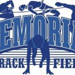 Memorial Track and Field Spirit Wear ON SALE