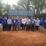 2016 Baseball Alumni Day Recap