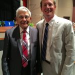 2016 Reitz Memorial High School Distinguished Service Award Presented to Raymond F. Beckwith, Jr.