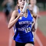 Girls Track and Field wins three regional events; send Mulzer and Sullivan to State