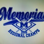 2016 Baseball Regional Champ T-Shirt Order Form