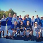 Memorial High School Boys Varsity Tennis beat Jeffersonville High School 4-1