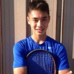 2016 Boys Tennis Singles State Finals – Brandon Wu vs. Addison Cazier (HSE)