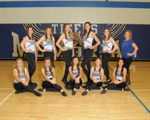 2016-17 Tigerettes