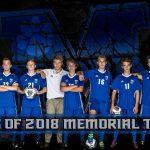 Class of 2018 Soccer Seniors