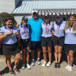 Lady Tiger Girls Golf heads to Washington Regional