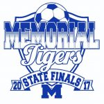 2017 Memorial Soccer State Finals Apparel ON SALE